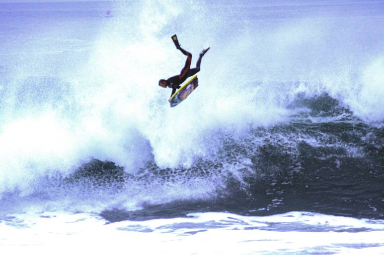 jeff hubbard, bodyboarding